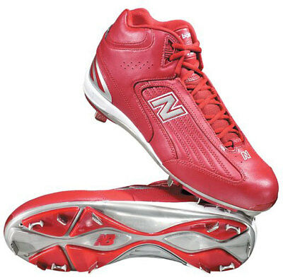 New Balance Baseball Cleats - Metal - Size US9