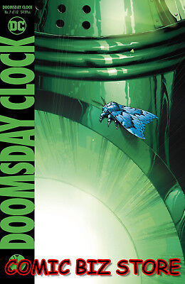 Doomsday Clock #7 (Of 12) (2018) 1St Printing Bagged & Boarded Dc Comics ($4.99)