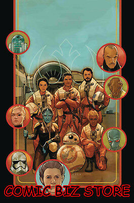 Star Wars Poe Dameron #31 (2018) 1St Printing Bagged & Boarded Marvel Comics