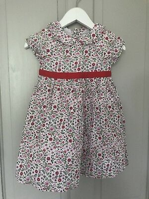 jojo maman bebe girls Dress  12-18 months