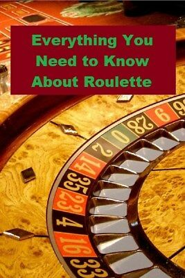 Learn to Win Money at Roulette Casino strategy guide eBook