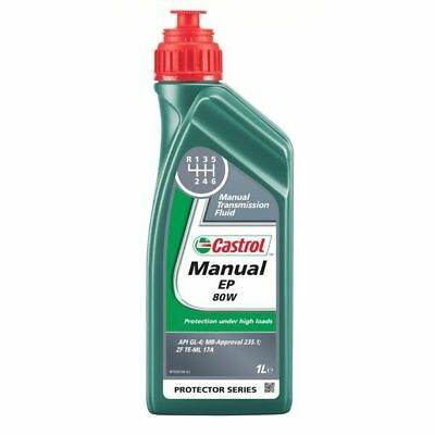 Getriebeöl CASTROL EP 80W Manual GL-4, 1 Liter