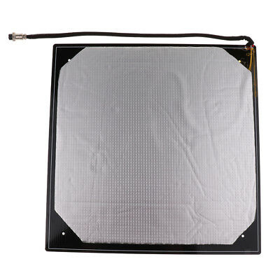 3D Printer PCB Heatbed MK3 Heat Bed Hot Plate 400*400 Aluminum for CR10 S4