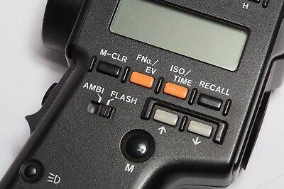 Minolta Spotmeter F with Manual. Ambient and Flash combo meter.