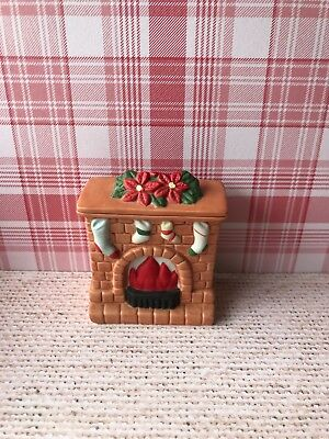 Dolls House Fire Surround Fire Place Christmas