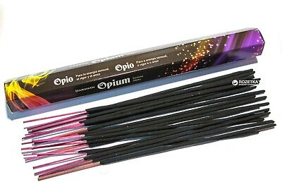Indian Darshan Opium Incense Stick - Pack of 20 Sticks