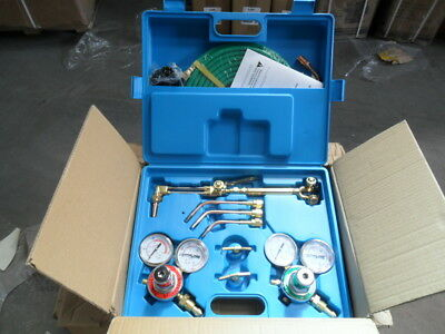 Oxy & Acetylene Gas Axe Burning Cutting Complete kit - Welding Tools