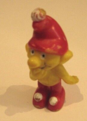 1978 Empire Toys The Gnome FAMILY FIGURE YELLOW . hong kong SMURF PUFFI lotto
