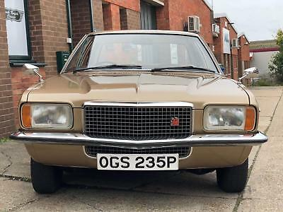 1976 Vauxhall VX 2300 AUTO, 27000 miles from new, just outstanding!