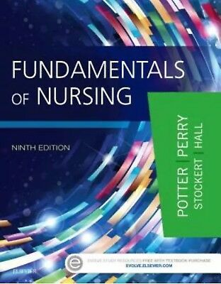 PDF!!  TEST BANK Fundamentals of Nursing, 9th Edition Potter and Perry