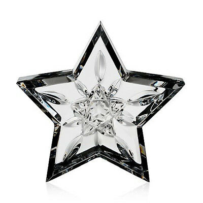 Waterford Lismore Star Collectible 4 inches NEW
