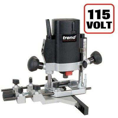 """Trend T5Eb 1000W 1/4"""" Variable Speed Router 110V"""