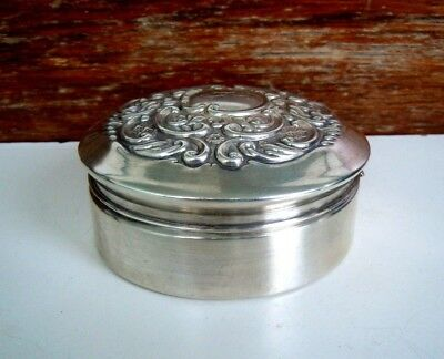 very RARE imperial Russian Antique BOX 84 Silver, Faberge design 19th century