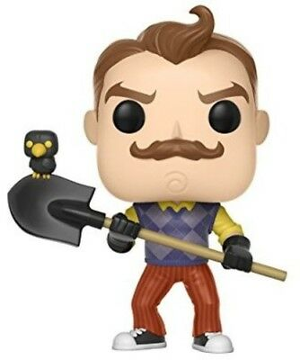 Hello Neighbor - The Neighbor - Funko Pop! Games (2018, Toy NUEVO)