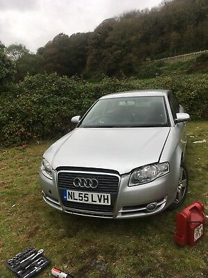 Audi A4 1.9Tdi  2005  diesel breaking for spare parts