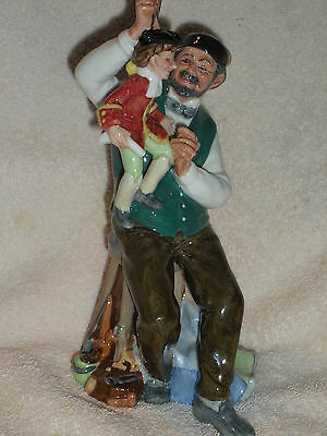 Antique Royal Doulton- Puppet Maker Figure 1961 HN 2263
