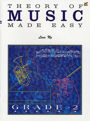 Theory Of Music Made Easy Grade 2 Theory Book