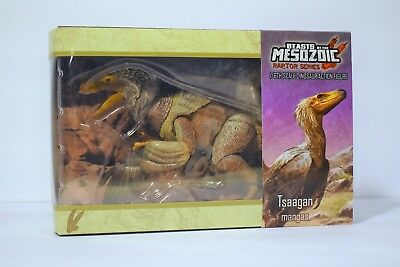 MIB Fully Articulated 1/6 Scale Tsaagan Mangas Velociraptor Action Figure
