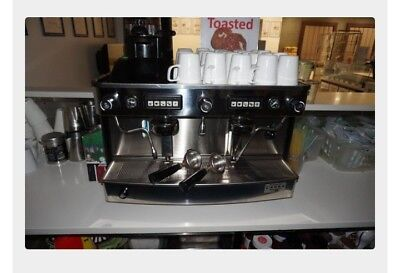 IBERITAL – L'Anna 2 Group Fully- Auto Espresso Coffee Machine
