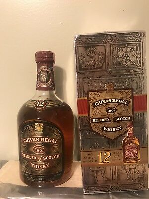 12 Year Chivas Regal