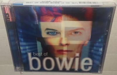 David Bowie Best Of Bowie (2002 Release) Brand New Sealed Rare 2Cd Set