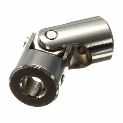 Stainless Steel Small Cross Universal Joint Coupling 4mm to 4mm