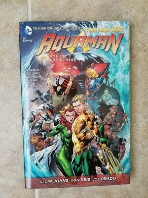 Aquaman, Vol. 2: The Others (The New 52) Hardcover. Geoff Johns, Ivan Reis