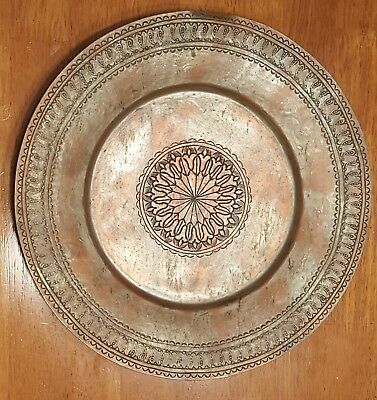 Very Old Copper wall plate
