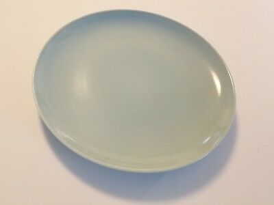 """Vintage Iroquois Casual China by Russel Wright Ice Blue Dinner Plate 10"""""""
