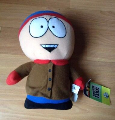 SOUTH PARK Comedy Central STAN Plush With Tags