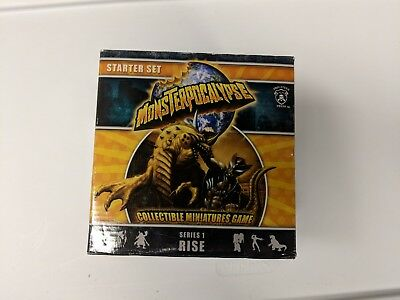 Privateer Press Monsterpocalypse Collectible Miniatures Game Series 1 Rise Set