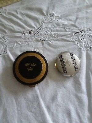 Vintage Compacts Lot of 2