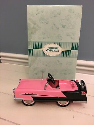 New In Box 1956 Kidillac 1994 Garton Hallmark Kiddie Car Classics
