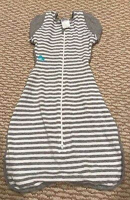 Love to Dream Swaddle Up 50/50 Gray Medium - Preowned