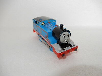 "Thomas The Tank Engine Tomy/trackmaster ""thomas 2 Faces Push Along"" Gc"