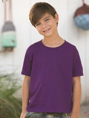 Fruit of the Loom - HD Cotton Youth Short Sleeve T-Shirt - 3930BR