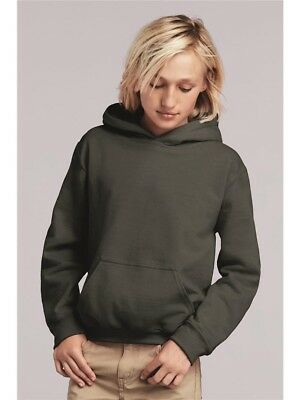 Gildan - Heavy Blend Youth Hooded Sweatshirt - 18500B