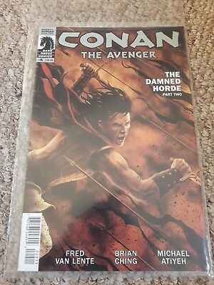 CONAN THE AVENGER comic # 8 Dark horse