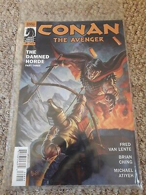 CONAN THE AVENGER comic # 9 Dark horse