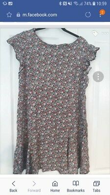 maternity clothes bundle size 16 - 4 dresses and 2 tops