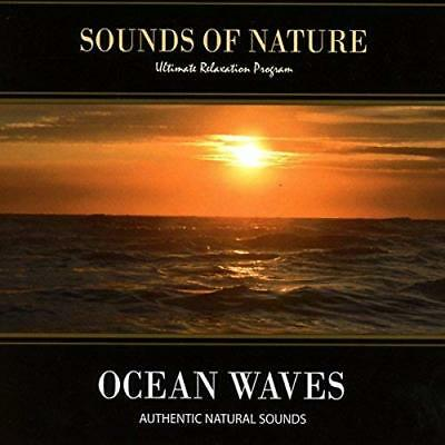 RELAXING SOUNDS OF Nature: Ocean Surf [Audio CD] Various