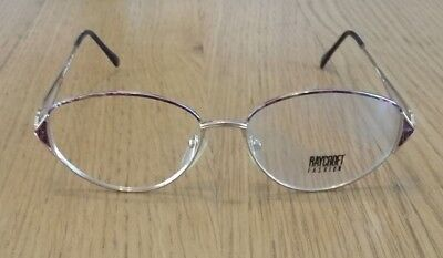 Vintage Frames Glasses, 80's Retro, Loretta by Raycroft, purple 56-16-135, g84