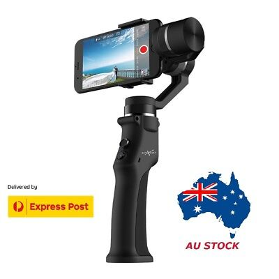 BEYONDSKY iPhone/Android Smartphone Handheld Phone Gimbal 3-Axis Stabilizer Au