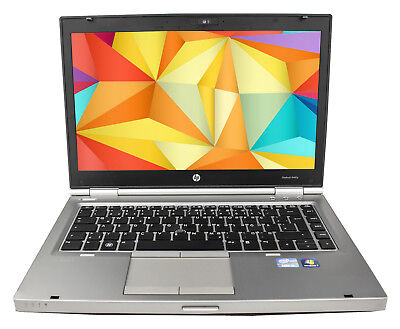 HP Elitebook 8460p Core i5-2520M 2.5GHz 4Gb 320Gb DVD-RW Windows7 Webcam FP
