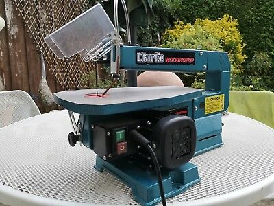 """Clarke's Scroll Saw 16""""/ 400mm. Model No CSS400B New and boxed."""