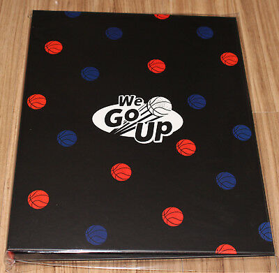 NCT DREAM We Go Up SMTOWN GIFTSHOP OFFICIAL GOODS BINDER + PHOTO CARD SEALED