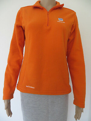 RITTER SPORT Freunde, Fleece Pullover, Pulli, Orange, Voll Erdnuss, Gr. S,