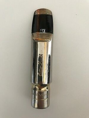 Vintage 1960s Otto Link Florida 8* Tenorsax Mouthpiece, refaced by Kay Siebold