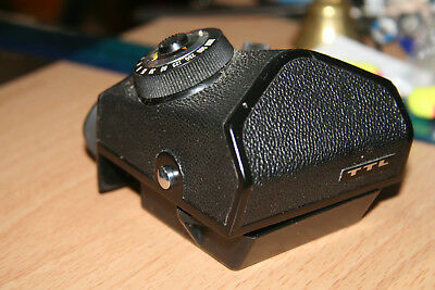 Kiev 60 TTL metered prisim finder