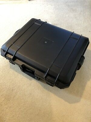 Peli Style Hard Case Dji Spark And Goggles